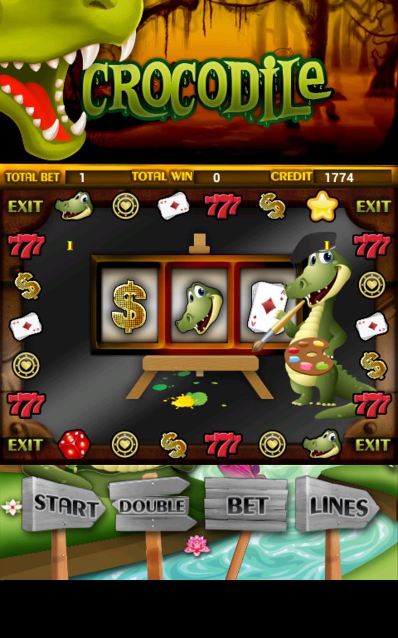 Crocodile HD Slot Machines screenshot #4