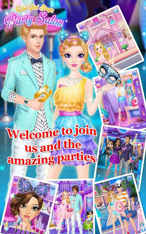 Party Salon- screenshot