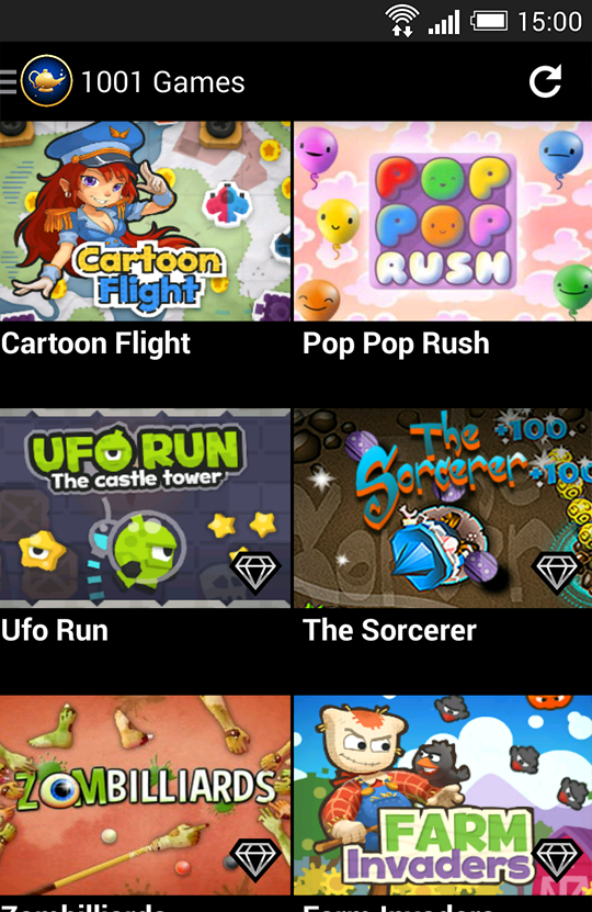 1001 fun free games to play online