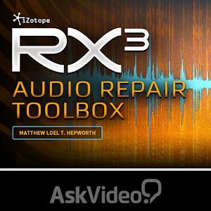 iZotope Audio Repair Toolbox