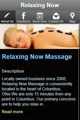 Relaxing Now Massage