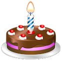 Blow Candle logo
