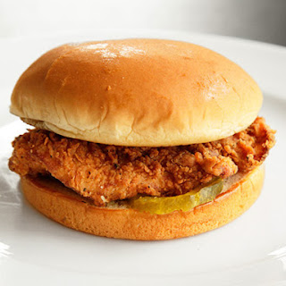 Homemade Chick-Fil-A Sandwiches.