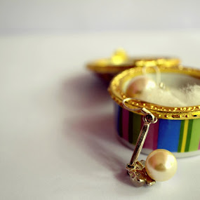 Earring  by Bhaskar Kalita - Artistic Objects Jewelry ( still life, ornament, box, colours, earrings, object, artistic, jewelry )