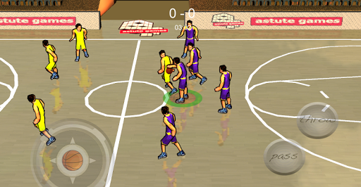 Slam City Basketball 3D