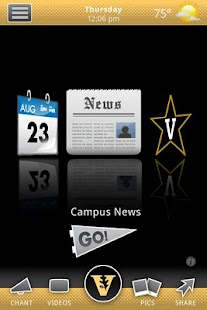 Vanderbilt University - screenshot thumbnail