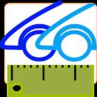 Compare Car Dimensions icon