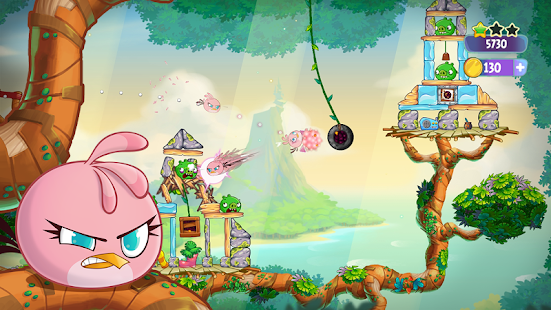 Angry Birds Stella - screenshot thumbnail