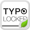 Typo White GO Locker Theme icon
