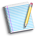 Fliq Notes Notepad logo