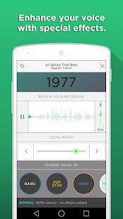Sing! Karaoke by Smule - screenshot thumbnail