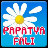 Papatya Falı