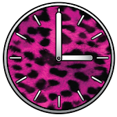 Big Pink Clocks - FREE