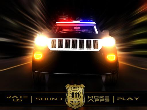 911 員警 Cop 車司機 sim 卡