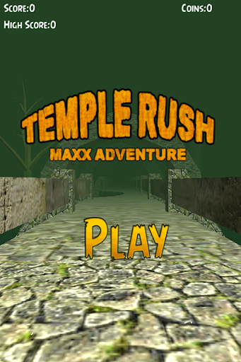 Temple Rush Maxx Adventure