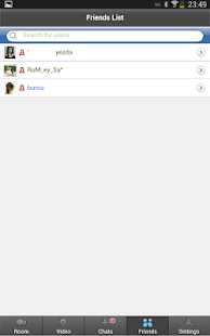 Video Chat Rooms – Chat.Org