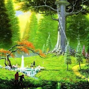 夢幻般的風景圖片 娛樂 LOGO-玩APPs