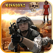Commando Horror Mission:Desert