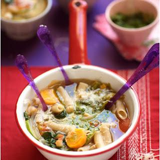 A Rustic Soup