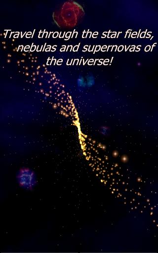 Interstellar Flight Visualizer