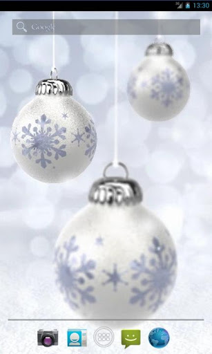 Christmas Ornaments LWP