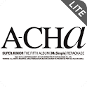 SUPER JUNIOR <A-CHa> Lite logo