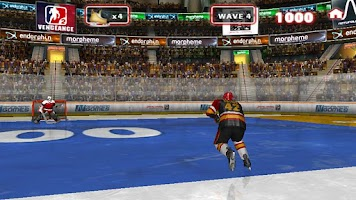 Screenshot of Icebreaker Hockey