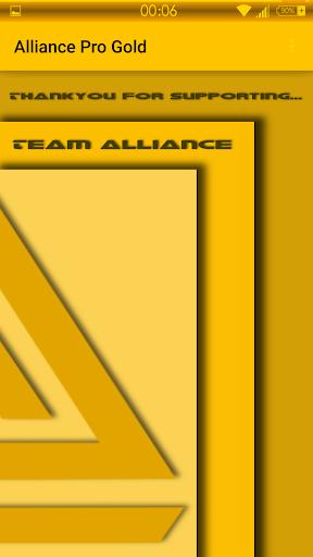 Alliance Pro Gold S5