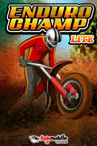 Enduro Champ Lite - screenshot