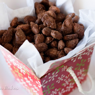 Cinnamon Roasted Almonds No Egg Recipes.