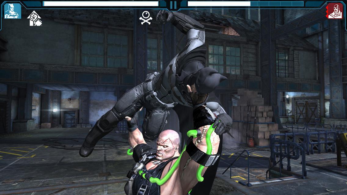 Batman Arkham Origins screenshot #2