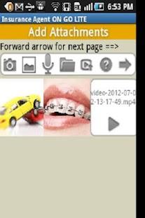 Insurance Agent ON GO PRO- screenshot thumbnail