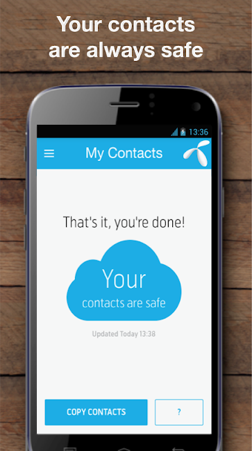 #3. My Contacts (Android)