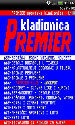 Premier Sportska Kladionica