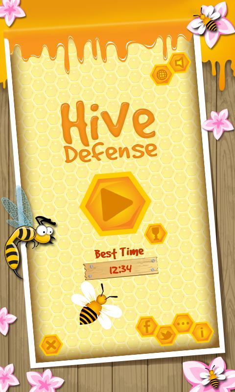 Hive Defense - Bug Smasher- screenshot