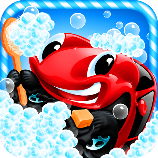 Car Wash and Spa 休閒 LOGO-玩APPs