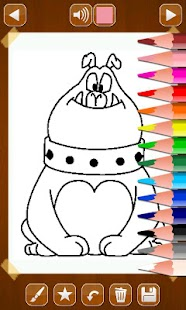 Animals Coloring Book - screenshot thumbnail