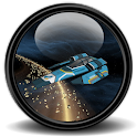 Space survivor 3D icon