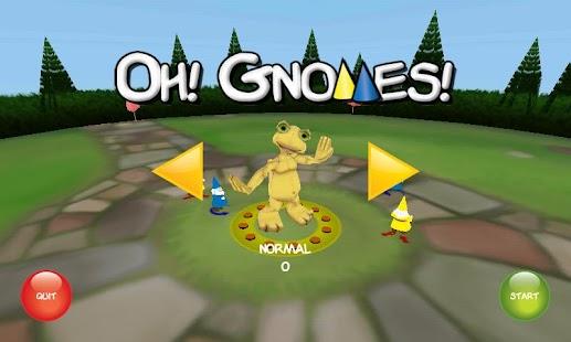 Oh Gnomes