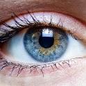 Eye hackers icon