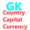 Country Capital Currency icon