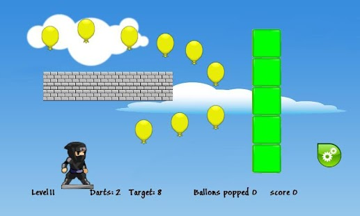 Ninja Balloons - screenshot thumbnail