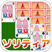 Solitaire card game of Noppon