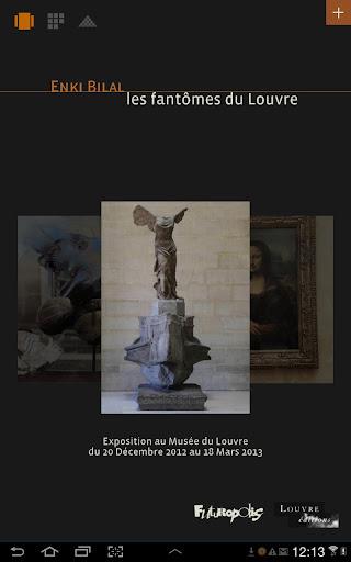 玩生活App|Enki Bilal au Louvre免費|APP試玩