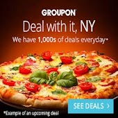Groupon NY Food Deals