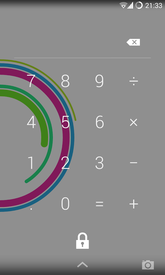 Calculator (CyanogenMod) - screenshot