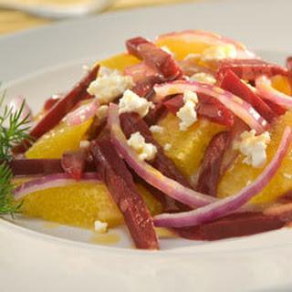 Savory Beet Salad