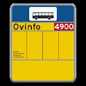OVinfo beta logo