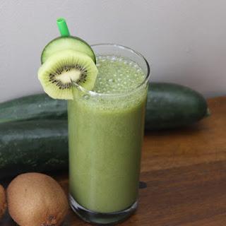 Cucumber Kiwi Cooler Recipe