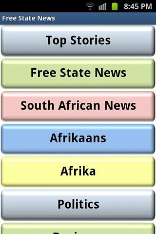 Bloemfontein News